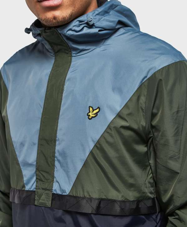 Lyle & Scott Lightweight Half-Zip Jacket