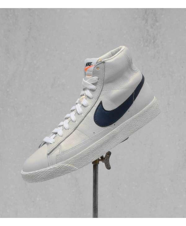 official photos 10f57 3d41e Nike Blazer Mid Vintage Leather ...