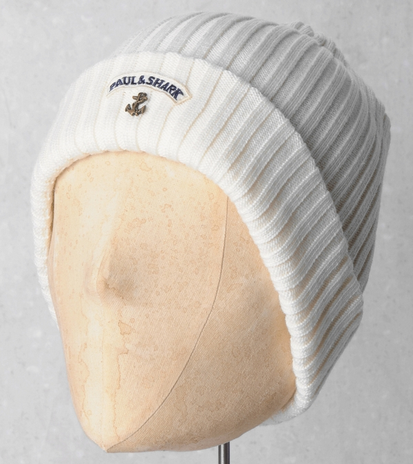 4d37caac Paul and Shark Ribbed Knit Hat | scotts Menswear
