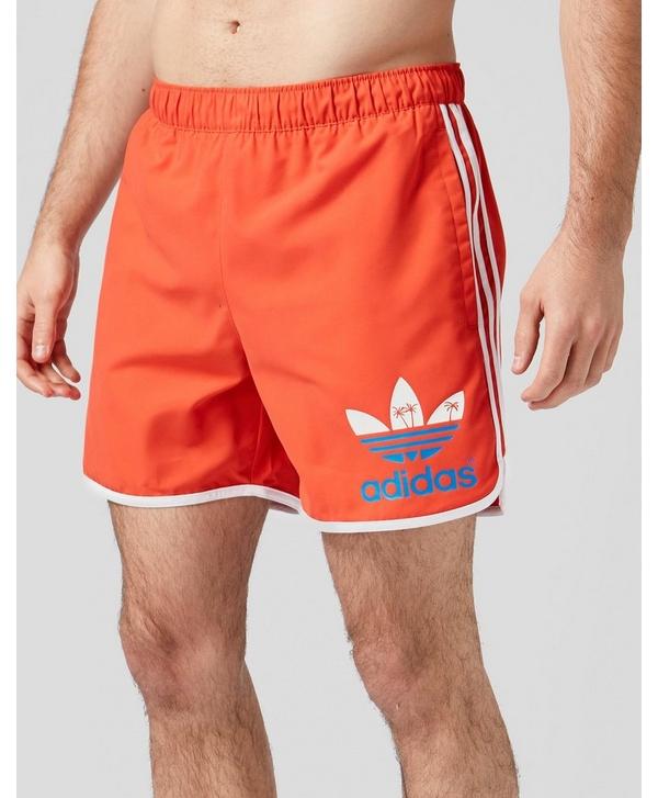 7972eddff18bd adidas Originals Island Swim Shorts | scotts Menswear