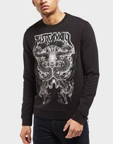 Just Cavalli Double Dragon Sweatshirt