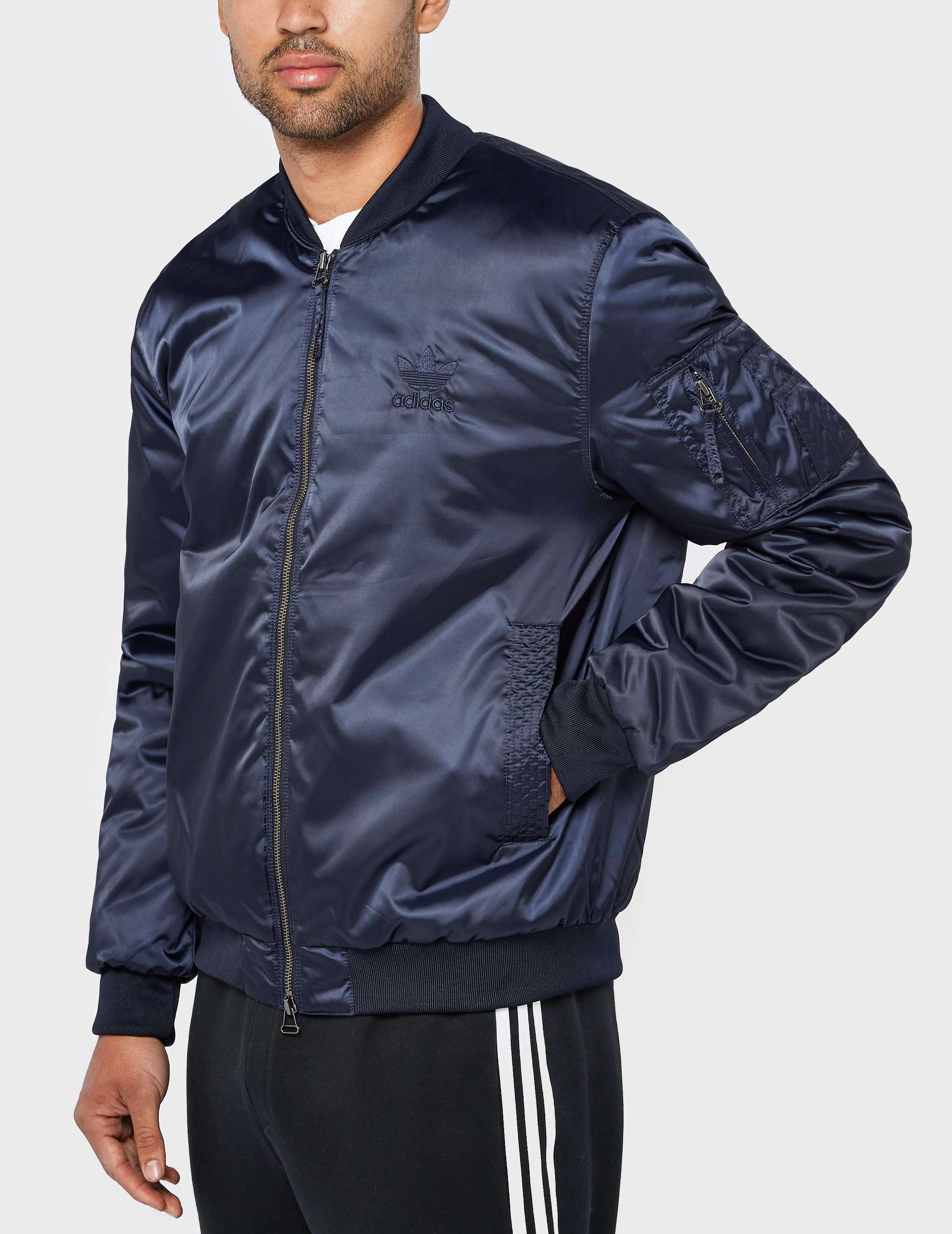 adidas Originals MA1 Superstar Bomber Jacket | scotts Menswear