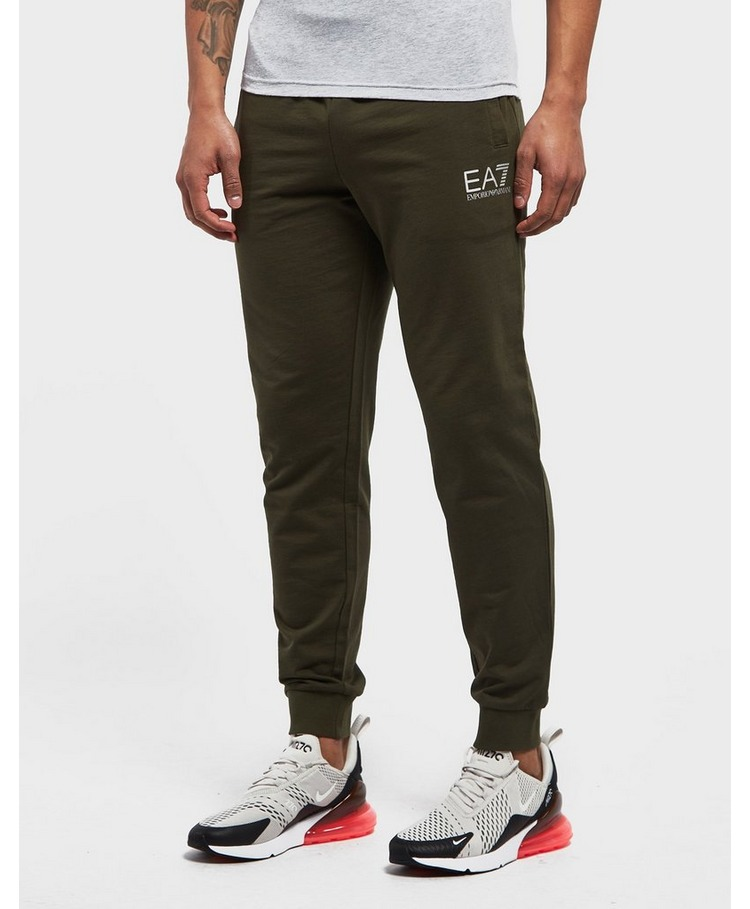 Emporio Armani EA7 Eagle Back Cuffed Track Pants