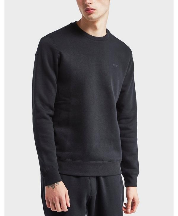 9d1492e12ae8 Armani Jeans Crew Neck Sweatshirt | scotts Menswear