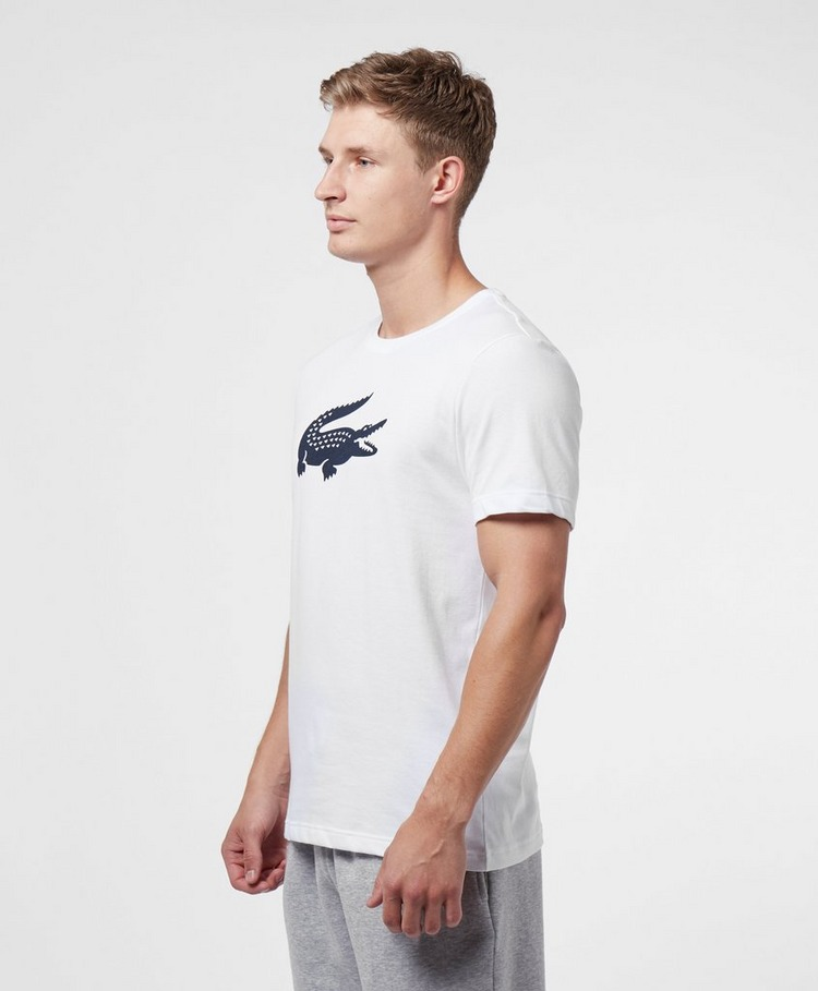 Lacoste Large Croc Short Sleeve T-Shirt