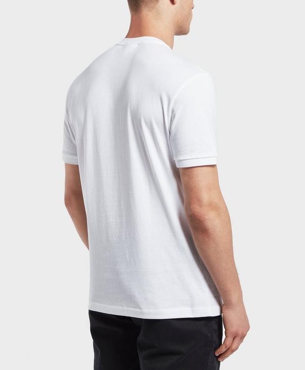 0c5516f9f Lacoste Big Croc Logo Short Sleeve T-Shirt | scotts Menswear