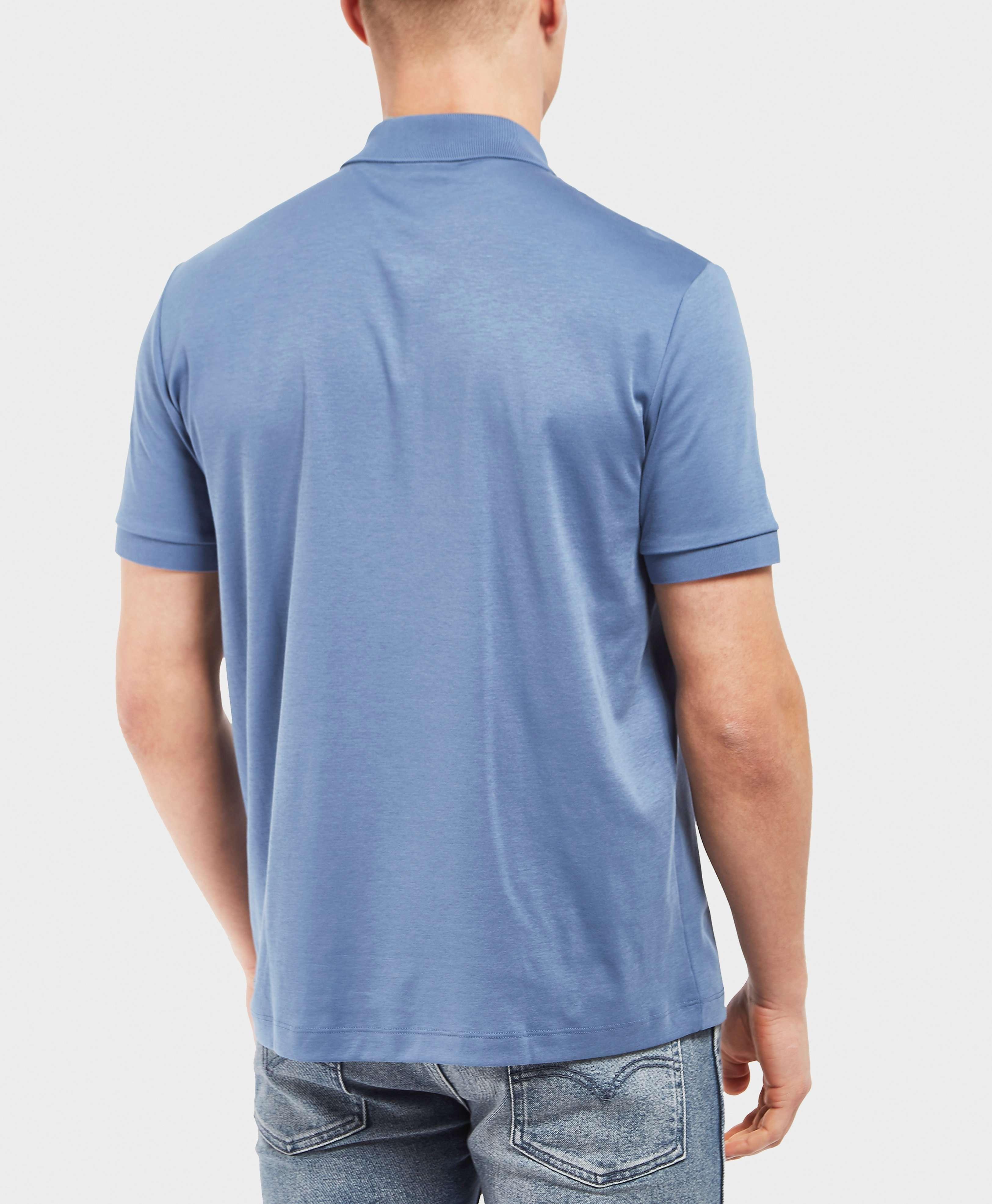 Lacoste Regular Jersey Short Sleeve Polo Shirt