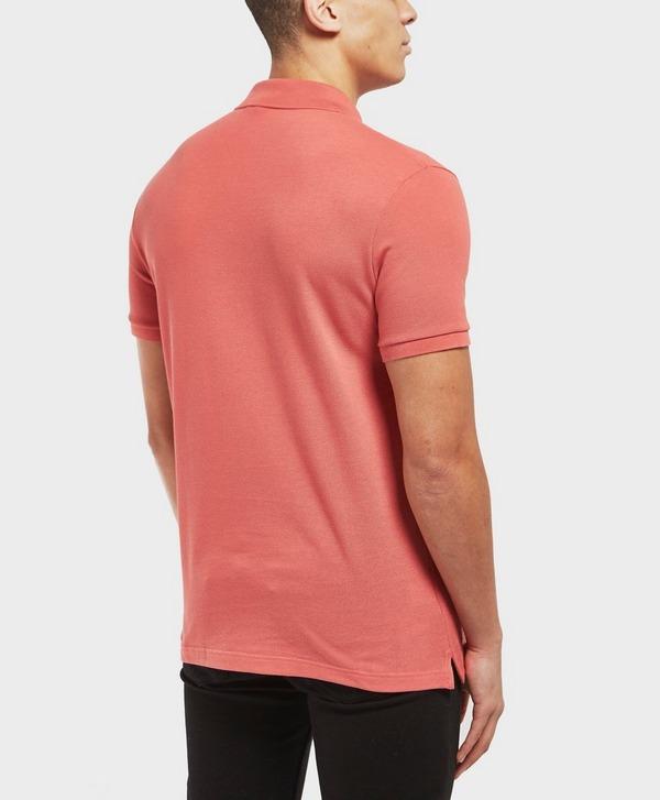 Lacoste Slim Short Sleeve Pique Polo Shirt