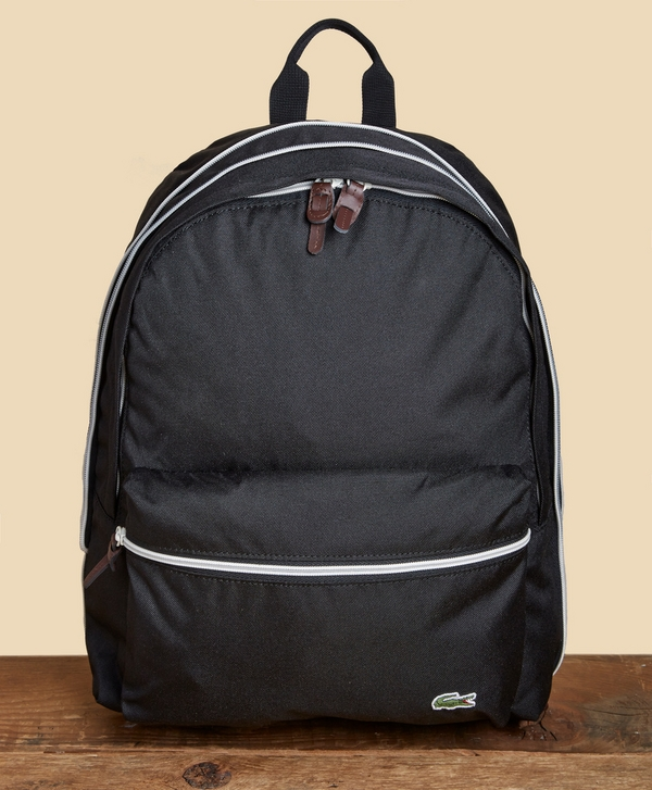 cefe56ae0f Lacoste Backcroc Backpack   scotts Menswear