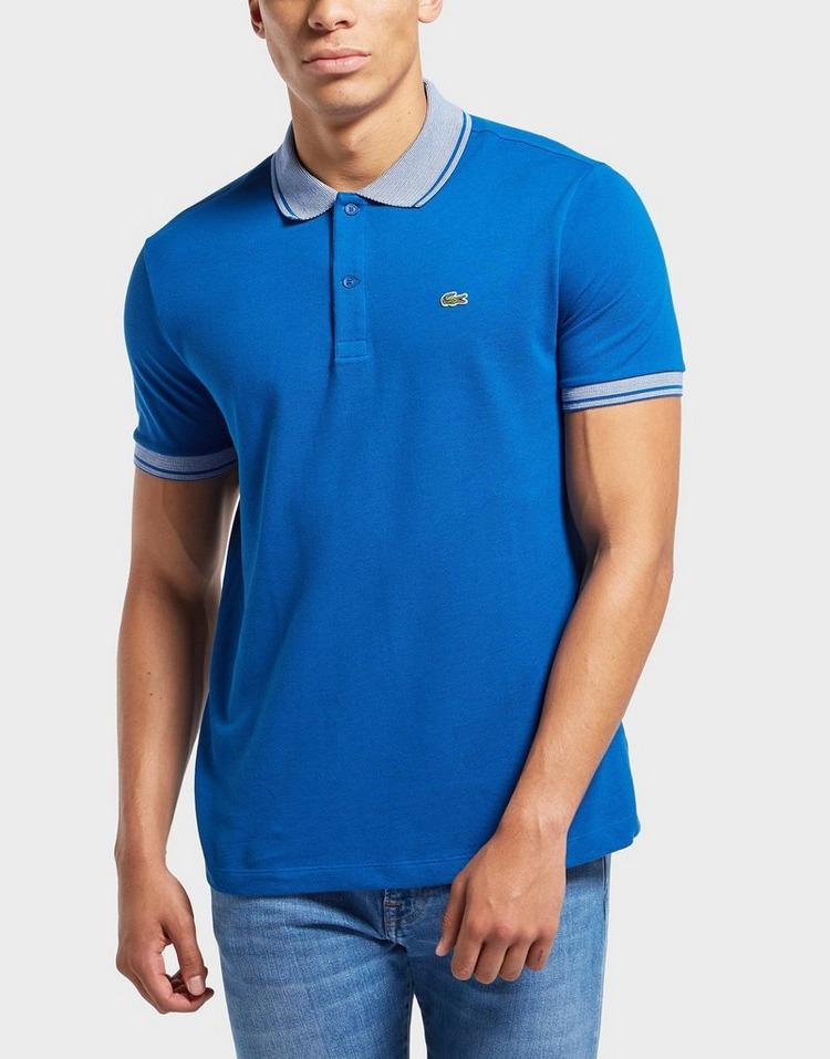 Lacoste Oxford Collar Short Sleeve Polo Shirt