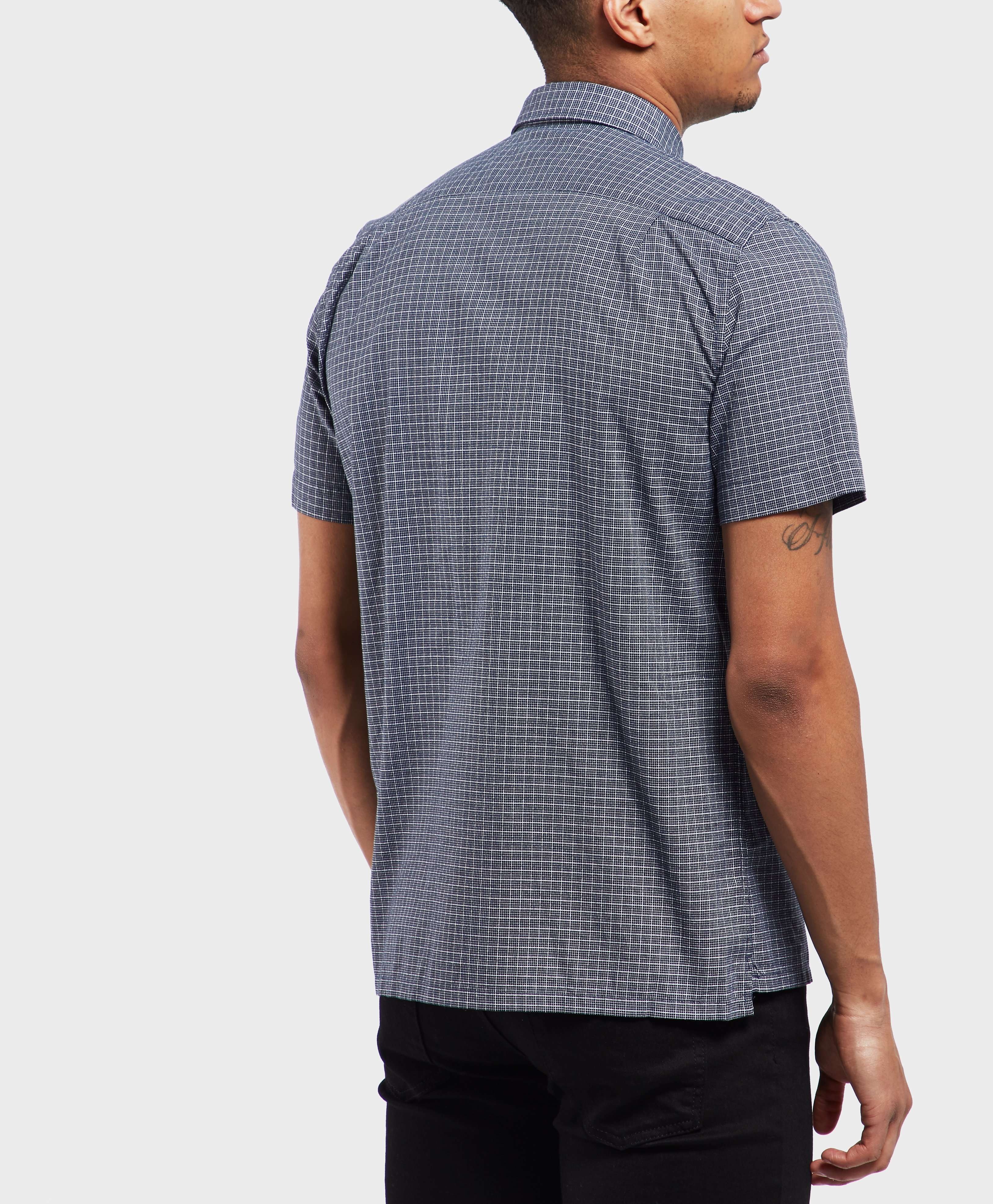 Lacoste Jacquard Short Sleeve Shirt - Online Exclusive