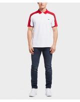Lacoste Ribbed Short Sleeve Polo Shirt