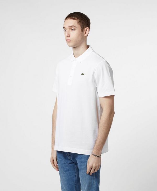 03a9d2e402 Lacoste Alligator Short Sleeve Polo Shirt | scotts Menswear