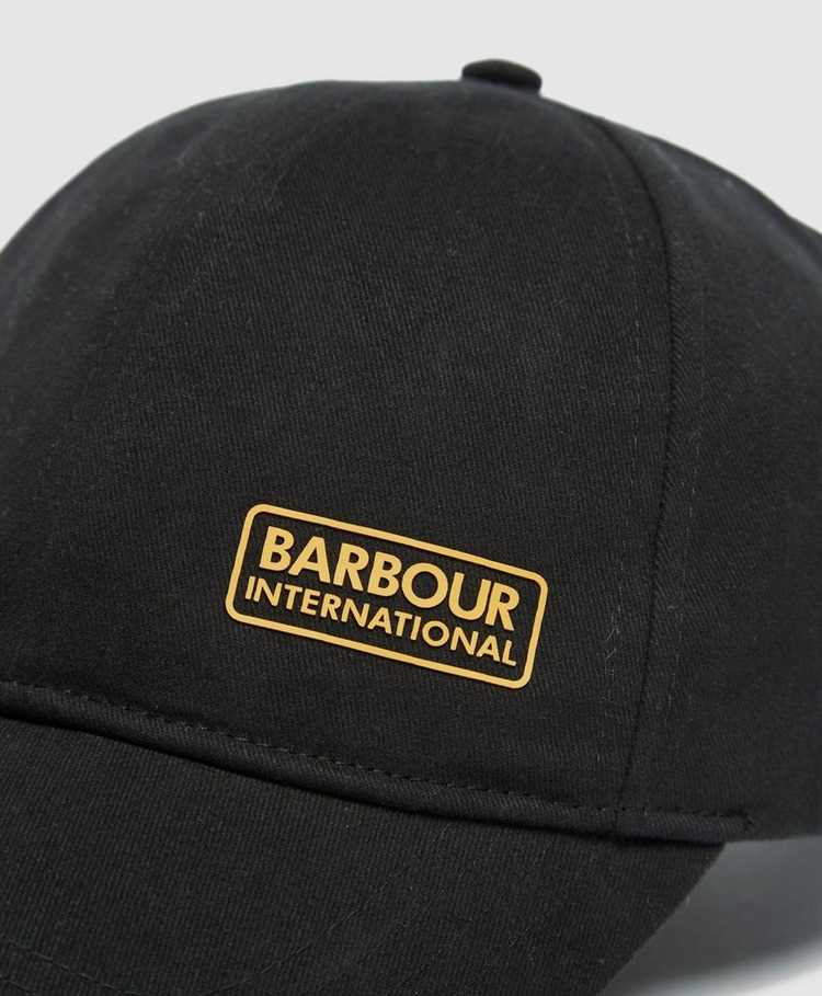 Barbour International Norton Cap