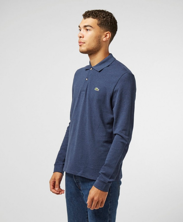 Lacoste L1212 Long Sleeve Polo Shirt