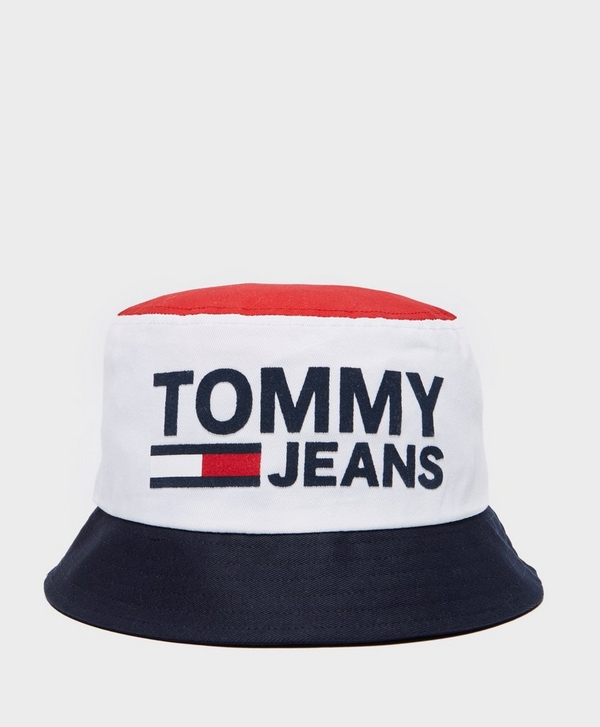 cd12441fc5 Tommy Jeans Reversible Bucket Hat