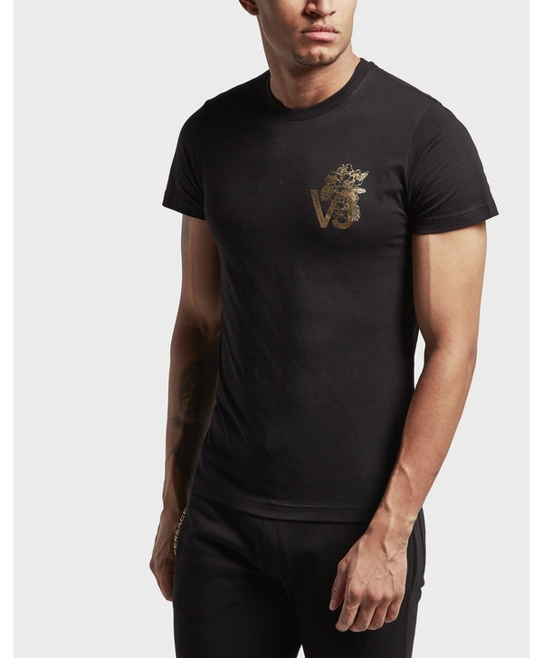d3ed9371d Versace Jeans Foil Short Sleeve T-Shirt | scotts Menswear