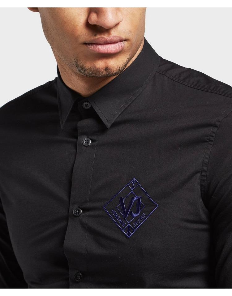 Versace Jeans Logo Long Sleeve Shirt