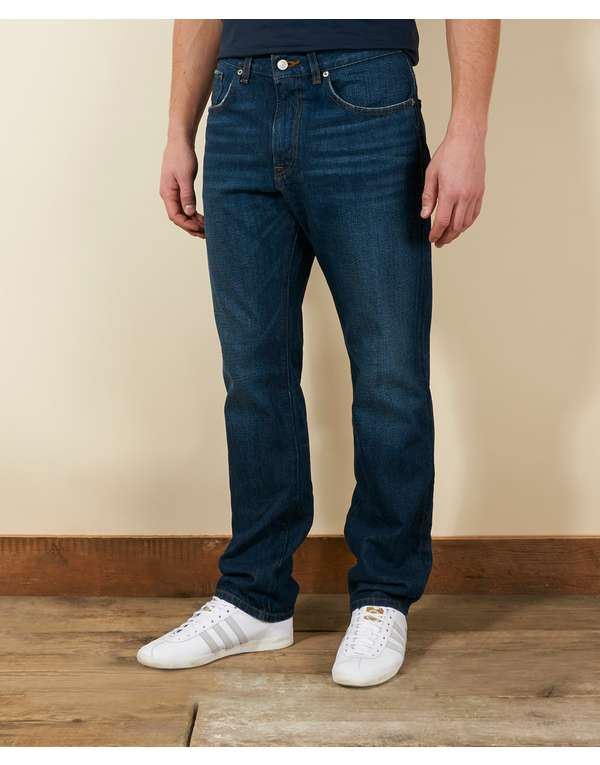 9e510f7b Lacoste Relaxed Croc Straight Fit Jeans - Regular | scotts Menswear