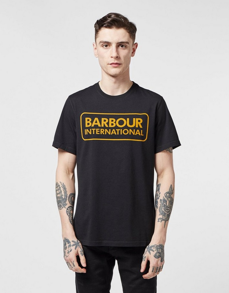 Barbour International Logo Short Sleeve T-Shirt