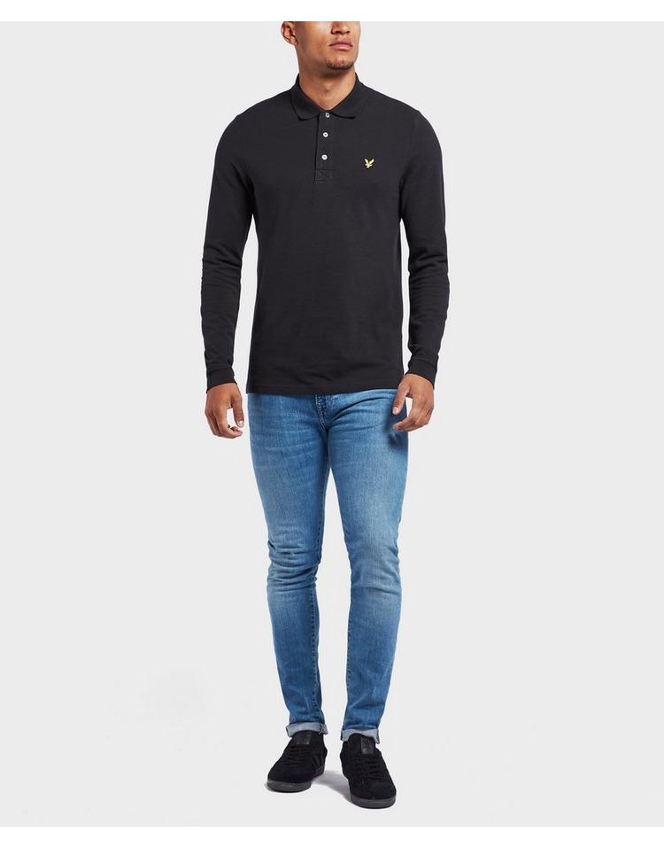 Lyle & Scott Long Sleeve Core Polo Shirt