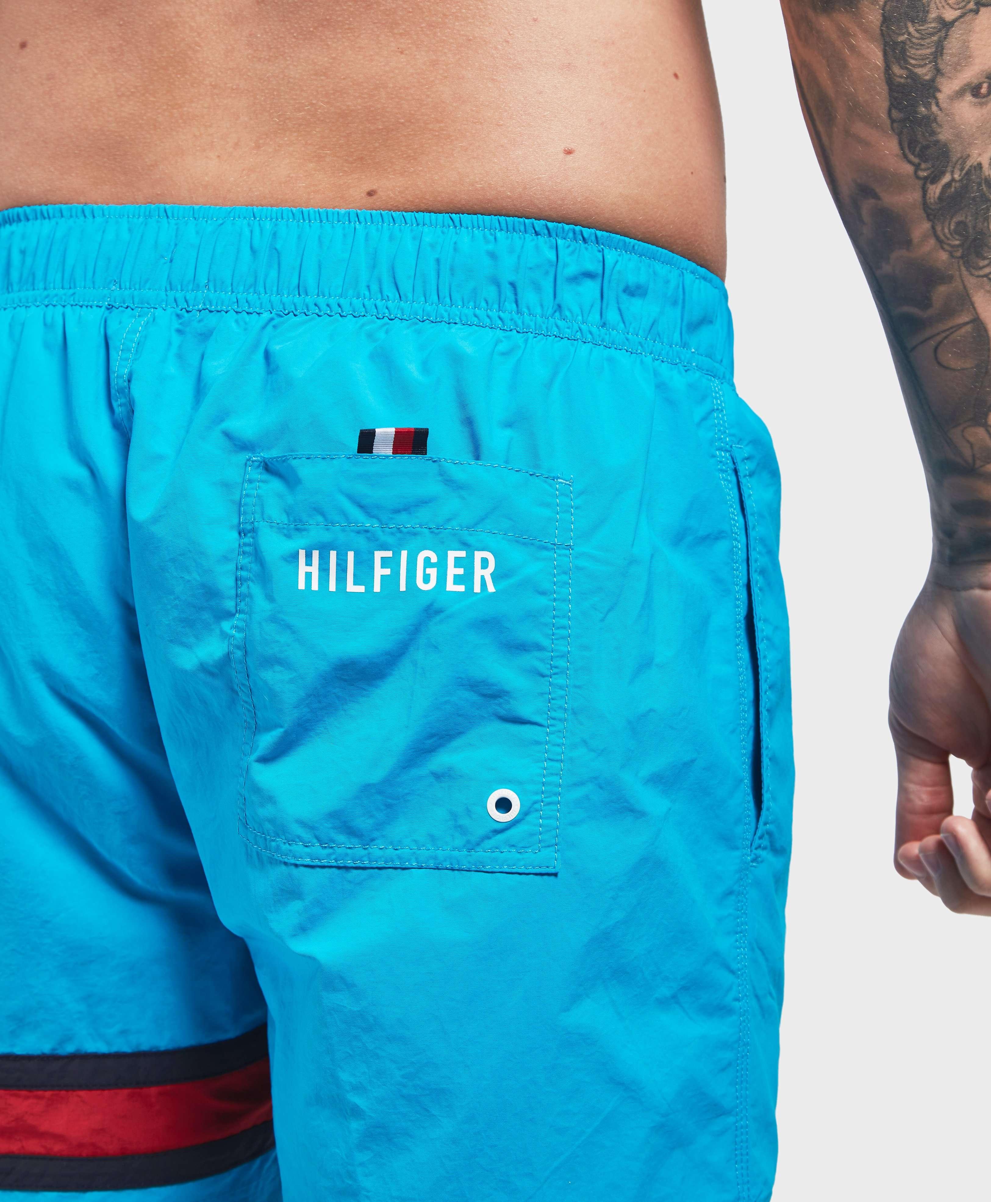Tommy Hilfiger Flag Logo Swim Shorts