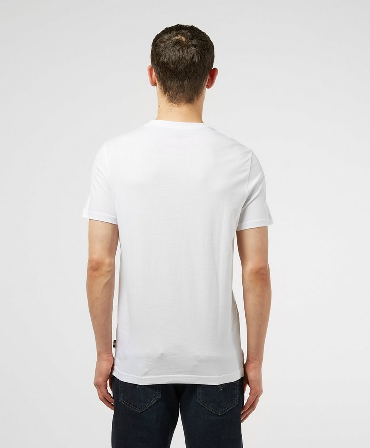 Aquascutum Griffin Logo Short Sleeve T-Shirt