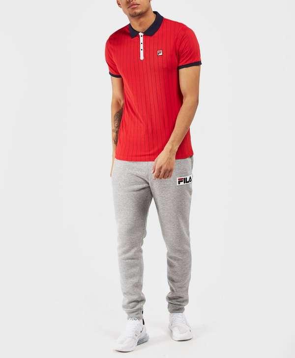 Fila BB1 Short Sleeve Polo Shirt