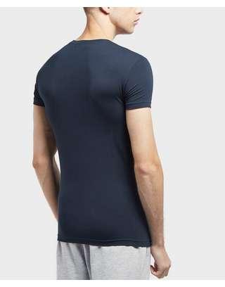 Emporio Armani Chest Band Short Sleeve T-Shirt
