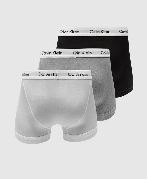 Calvin Klein 3-Pack Trunks