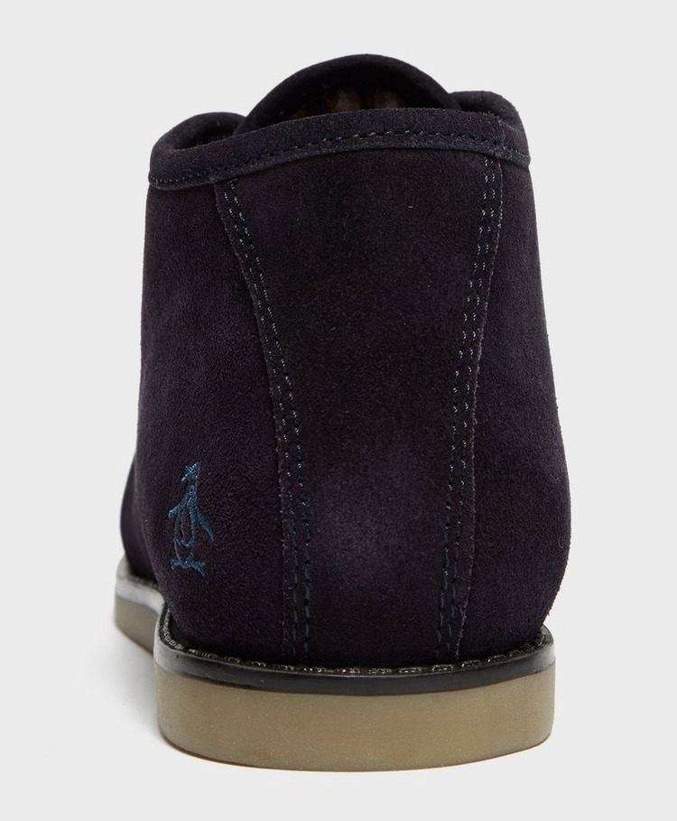 Original Penguin Lawyer Suede Boots