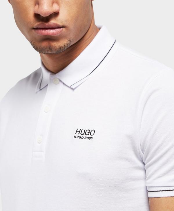 15343eed5 HUGO Daruso Short Sleeve Polo Shirt | scotts Menswear