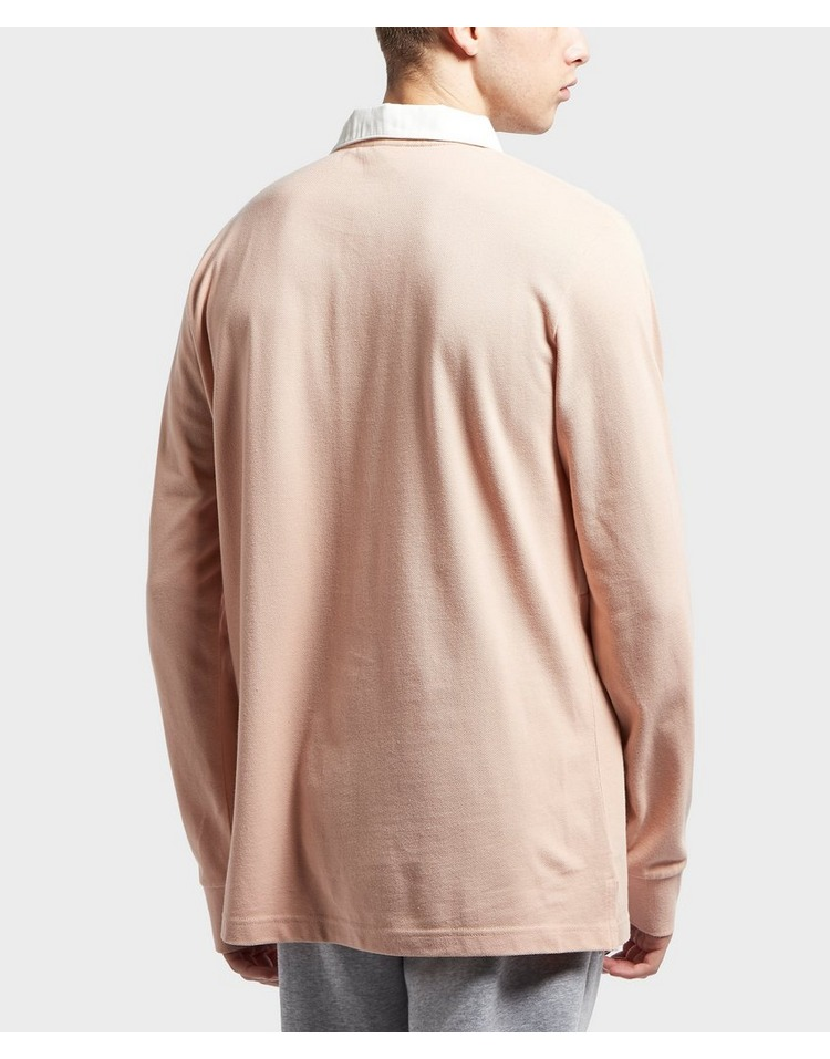 Fila Uragan Long Sleeve Polo Shirt - Exclusive