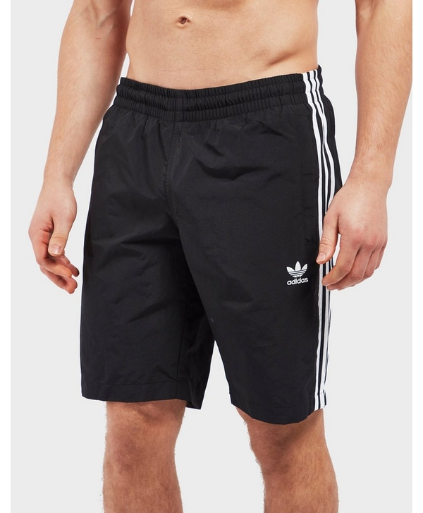 a283e54e2a869 adidas Originals 3 Stripe Swim Shorts | scotts Menswear