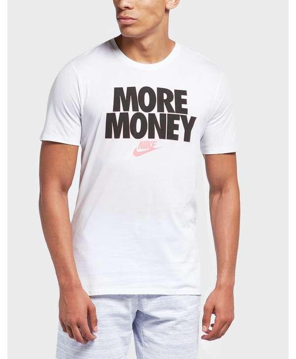Nike More Money Short Sleeve T-Shirt