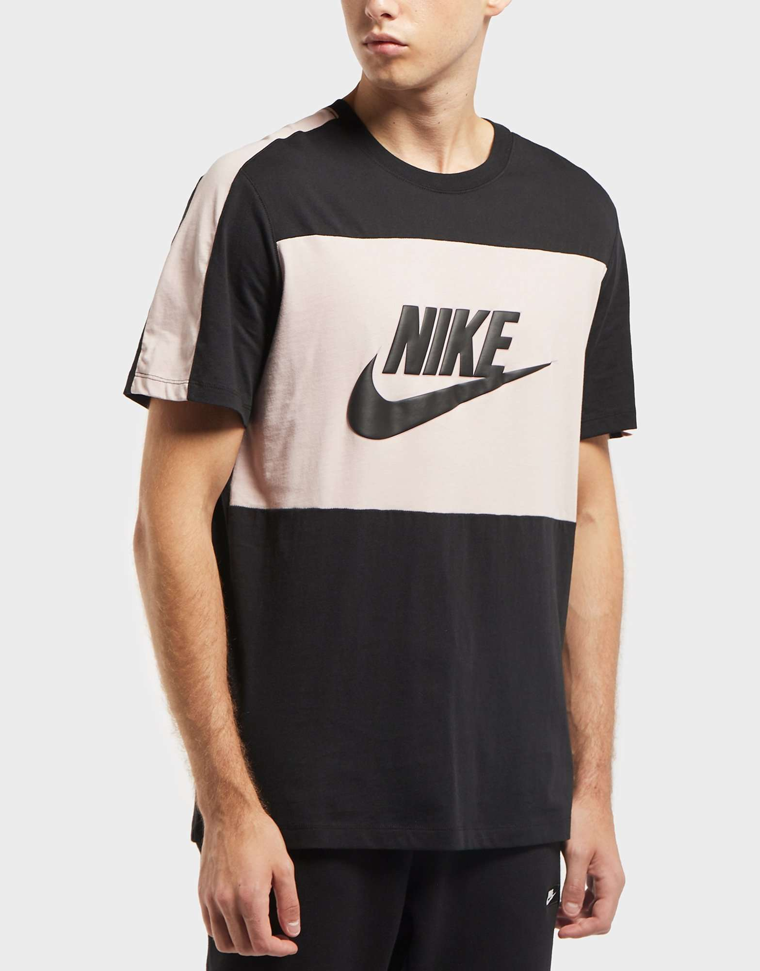 Nike Block Short Sleeve T-Shirt