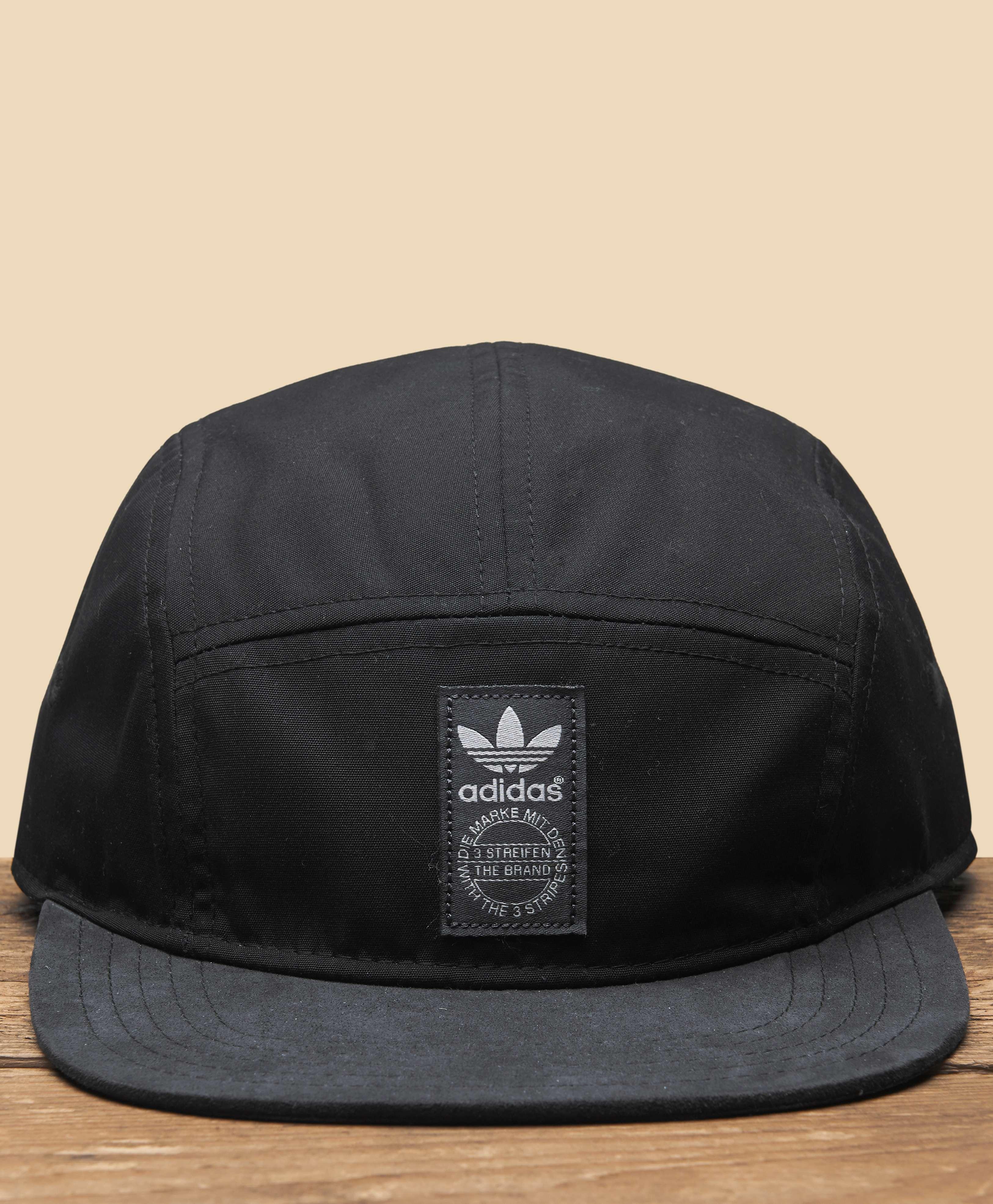 adidas Originals 5 Panel Cap | scotts Menswear