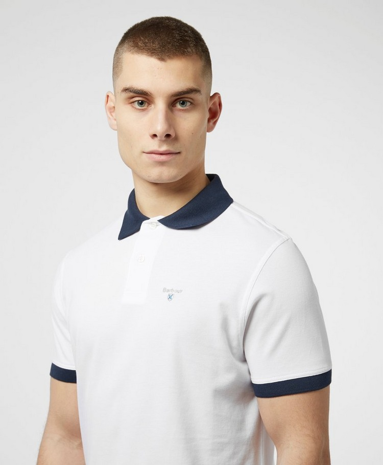 Barbour Naut Lynton Short Sleeve Polo Shirt