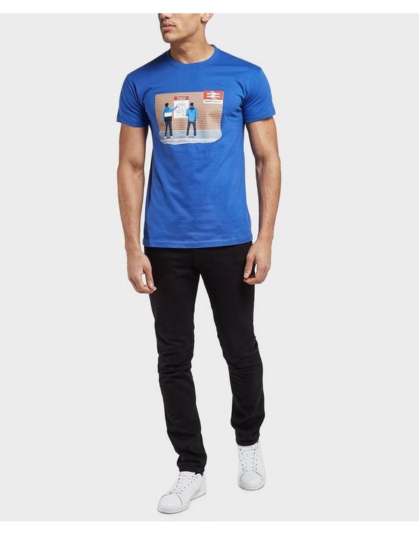 80s Casuals Bluebirds Short Sleeve T-Shirt - Exclusive