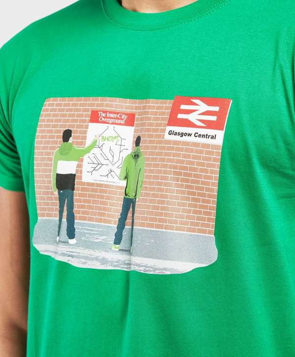 80s Casuals Celtic Short Sleeve T-Shirt - Exclusive