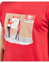 80s Casuals Potters Short Sleeve T-Shirt - Exclusive
