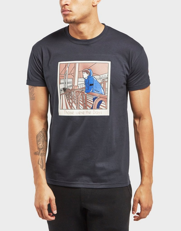 80s Casuals Those Days Short Sleeve T-Shirt