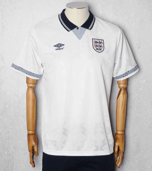 3c8fbb34ca6 Umbro England 90 Jersey No. 19   scotts Menswear