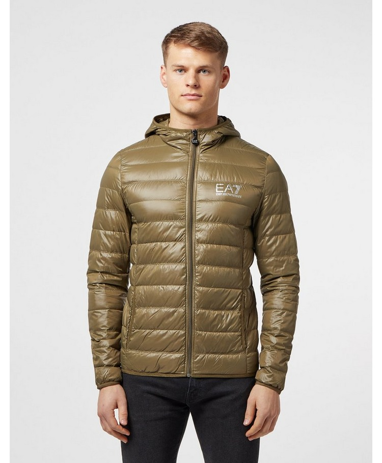 Emporio Armani EA7 Padded Bubble Jacket