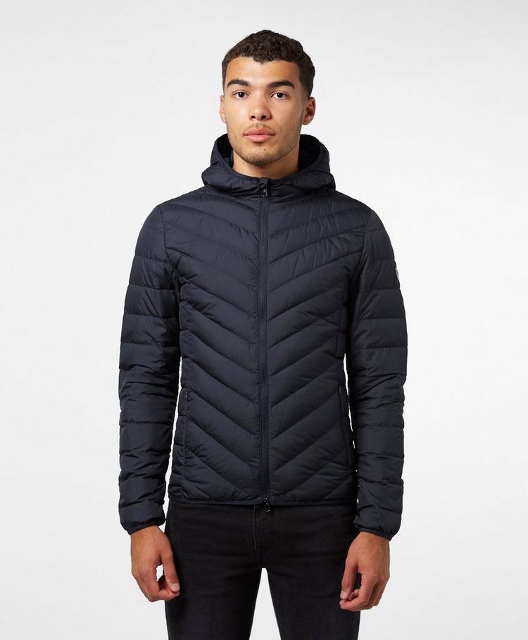 Emporio Armani EA7 Core Shield Hooded Padded Jacket