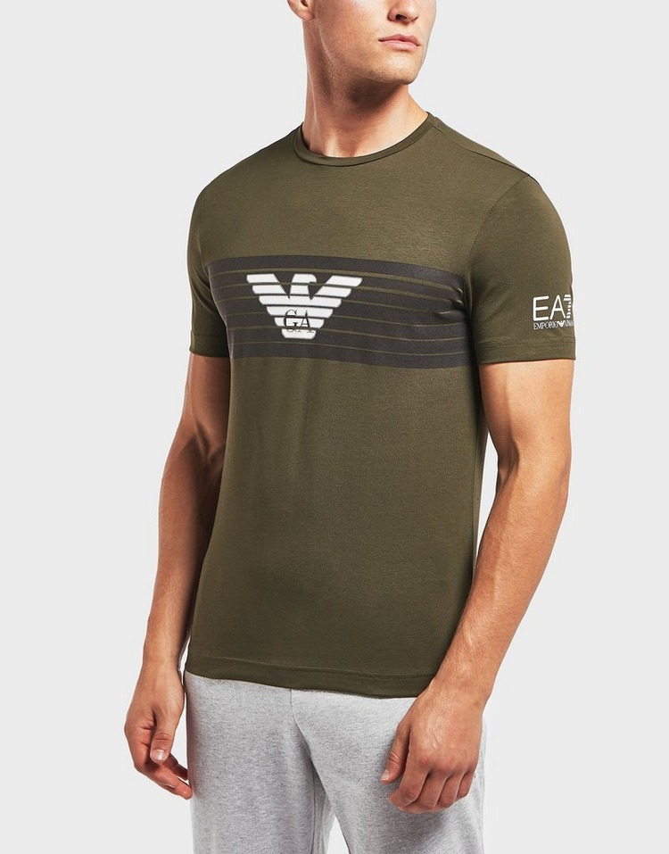 Emporio Armani EA7 Eagle Graphic Short Sleeve T-Shirt