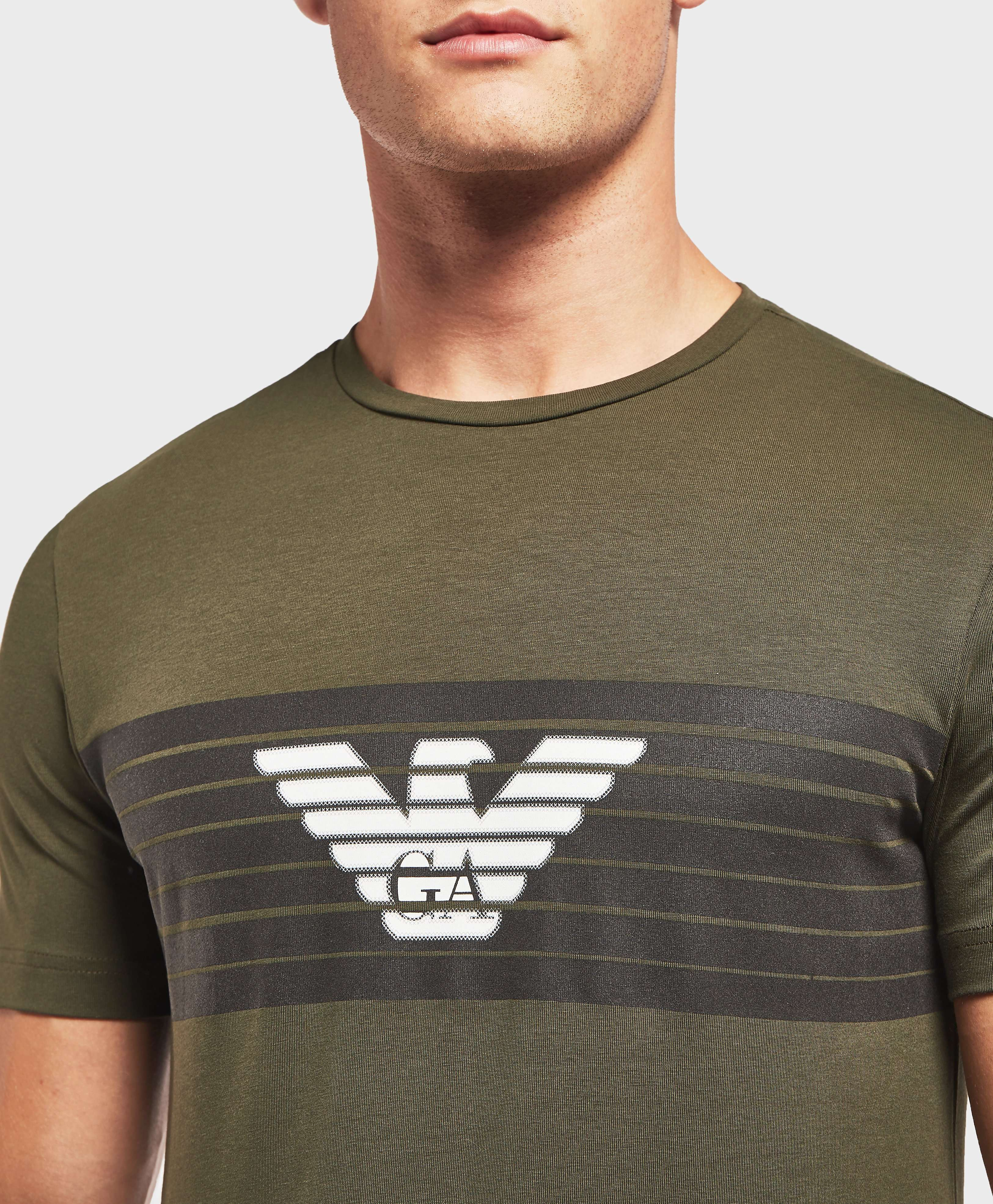 Emporio Armani EA7 Eagle Graphic Short Sleeve T-Shirt