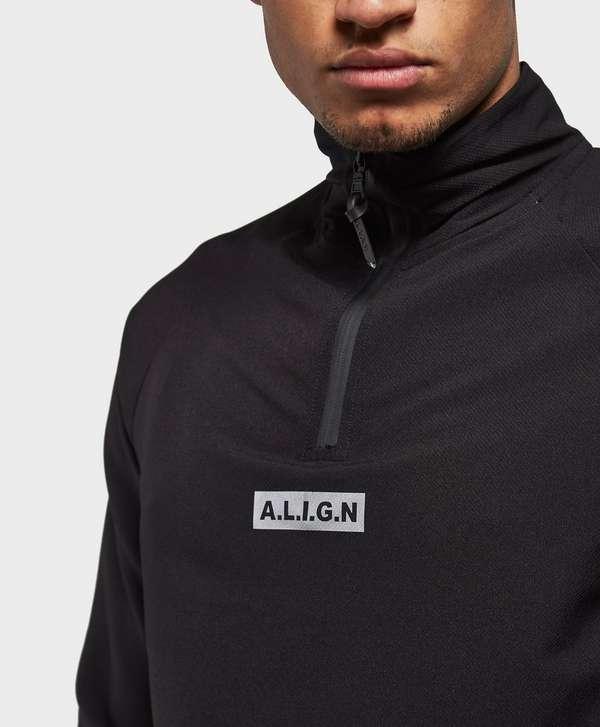 Align Arado Half Zip Long Sleeve T-Shirt