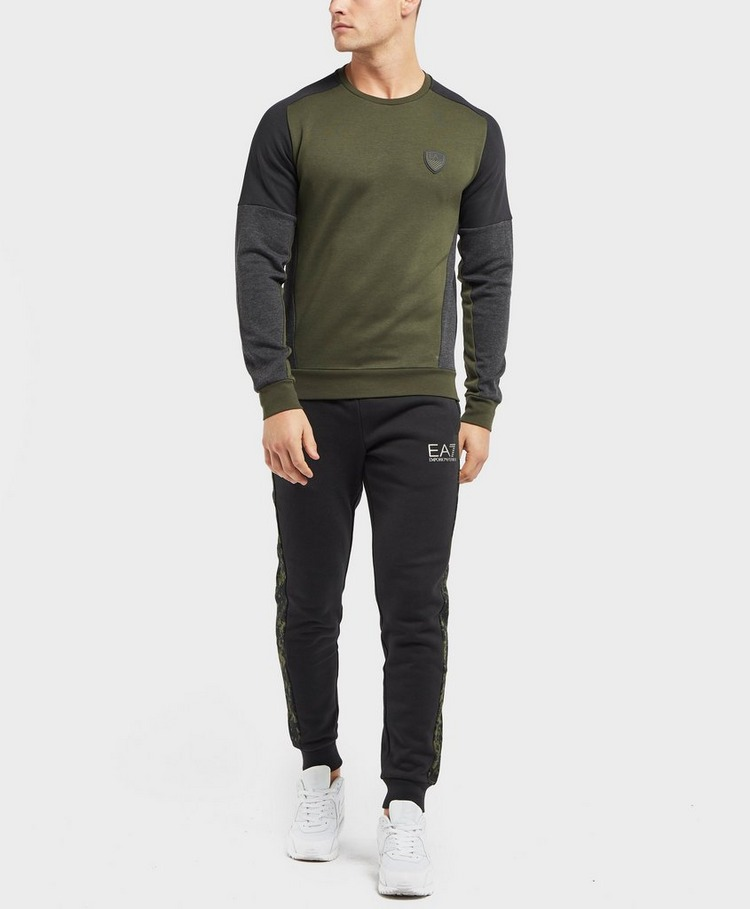 Emporio Armani EA7 Premium Cut and Sew Sweatshirt - Exclusive