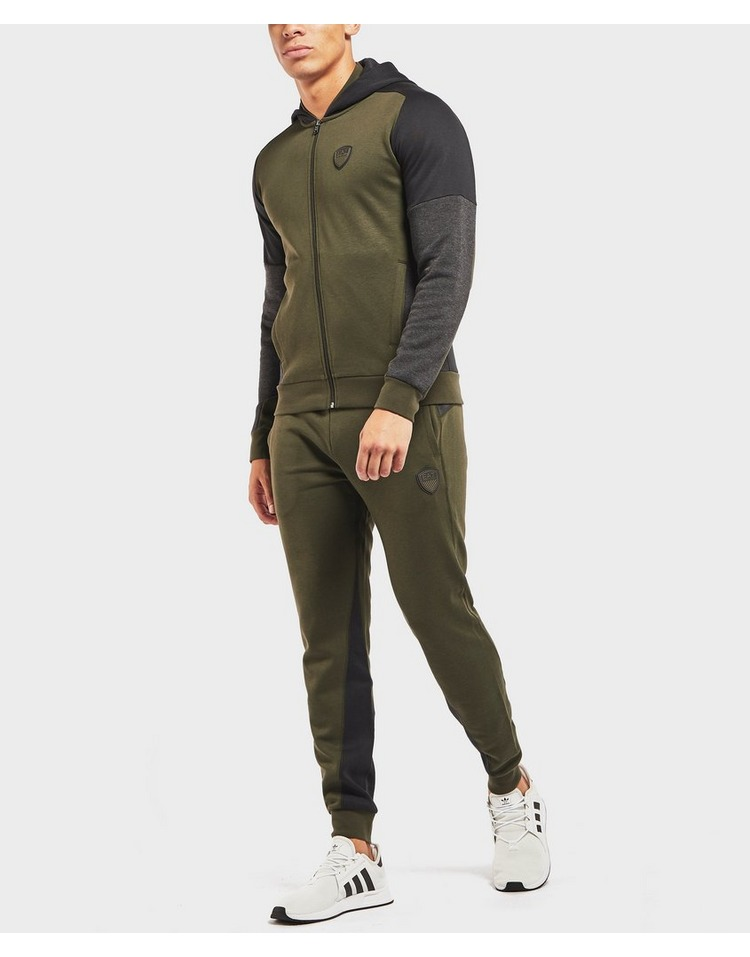 Emporio Armani EA7 Premium Cut and Sew Fleece Pants - Exclusive